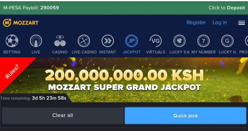 Mozzart Football Predictions